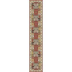 Safavieh Lyndhurst Traditional Multicolor/ Ivory Runner (2'3 x 16')