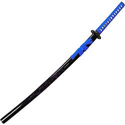 Blue Dragon 40-inch Samurai Sword