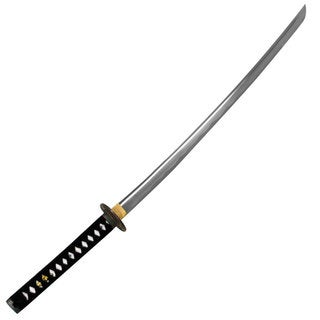 Gold and Black Dragon Samurai Sword
