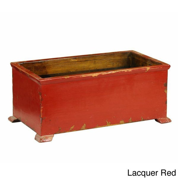 French Double Planter
