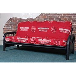 College Covers Oklahoma Sooner Full-size Futon Cover
