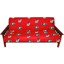 College Covers Georgia Bulldogs Full-size Futon Cover