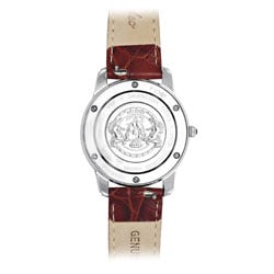 Joe Rodeo Unisex Beverly Brown Diamond Watch