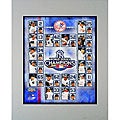 2009 New York Yankees World Series Champions Photograph
