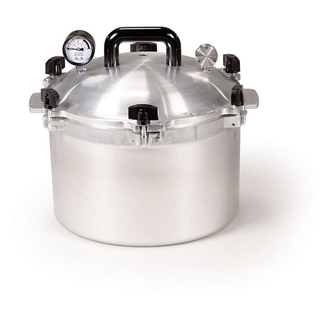 All American 915 15.5-quart Pressure Canner/ Cooker