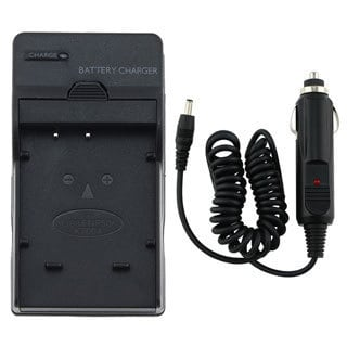 INSTEN Compact Battery Charger for Kodak, Fuji and Pentax Batteries
