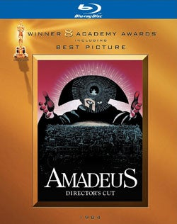 Amadeus: Director's Cut (Blu-ray Disc)