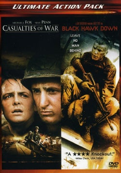 Casualties of War/Black Hawk Down (DVD)