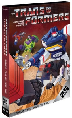 Transformers: Season Two Vol 2 25th Anniversary Edition (DVD)