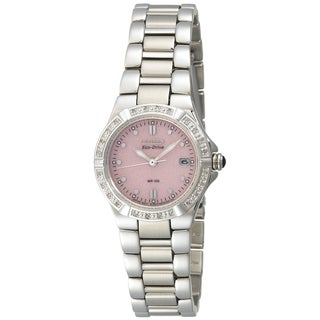 Citizen Women's Riva Eco Drive Stainless Steel Watch