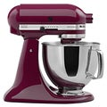 KitchenAid KSM150PSBY Boysenberry 5-quart Artisan Tilt-Head Stand Mixer ** with $50 Cash Mail-in Rebate **