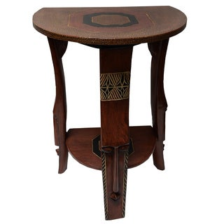 Handmade Large Fulani Side Table (Ghana)