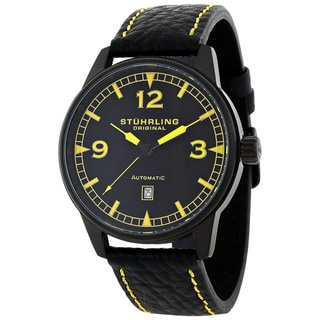 Stuhrling Original Men's Tuskeege Flier Automatic Watch