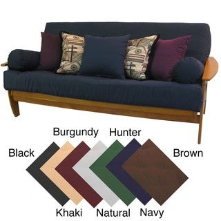 Premium Queen-size Upholstery Grade Twill Futon Cover