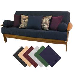 Premium Queen-size Upholstery Grade Twill Futon Cover