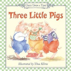Three Little Pigs (Board book)