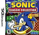 NinDS - Sonic Classic Collection