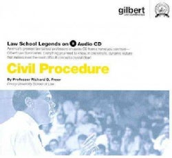 Civil Procedure (CD-Audio)