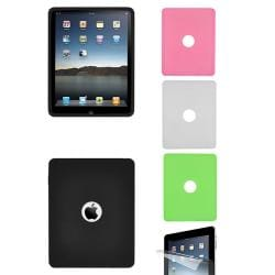 Apple iPad Silicone Case and Screen Protector