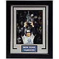 New York Yankees 2009 World Series MVP Hideki Matsui Framed Photo