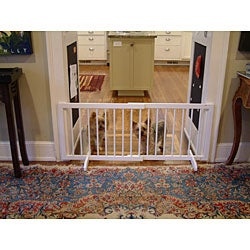 Step-over Pet Gate