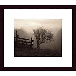 Christine Triebert 'Mountain Meadow Farm' Wood Print