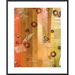 Aleah Koury 'Of This World No. 11' Framed Art Print
