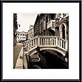 Alan Blaustein 'Ponti di Venezia No. 3' Framed Photo Print