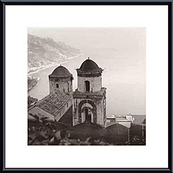 Alan Blaustein 'Ravello Vista' Framed Photo Print