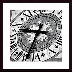 Tony Koukos 'Pieces of Time III' Framed Art