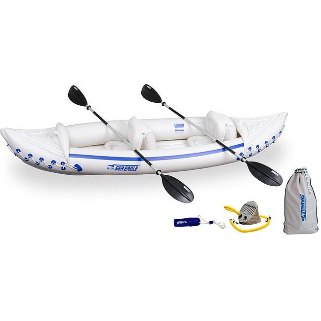 Sea Eagle 330 Deluxe Inflatable Kayak