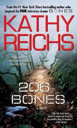 206 Bones (Paperback)