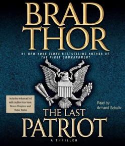 The Last Patriot (CD-Audio)