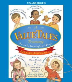 A Valuetales Treasury: Stories for Growing Good People (CD-Audio)