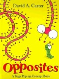 Opposites: A Bugs Pop-up Concept Book (Hardcover)