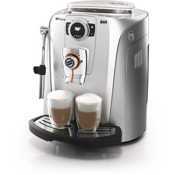 Saeco RI9822/47 Silver Talea Super-automatic Espresso Machine