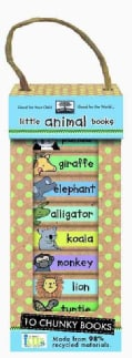 Little Animal Books (Board book)