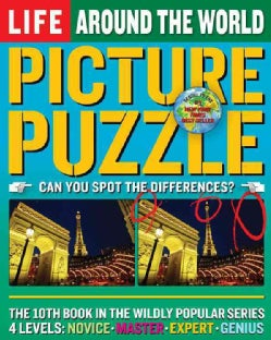 Life Picture Puzzle Around the World (Paperback)