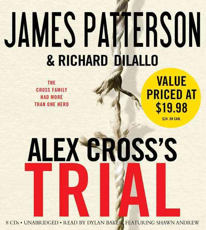 Alex Cross's Trial (CD-Audio)