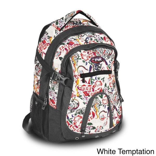 CalPak Rally Temptation 18 Inch Lightweight Utility Backpack