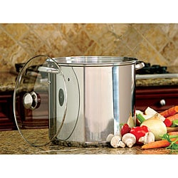 Stainless Stockpot 16-quart