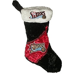 Philadelphia 76ers Holiday Stocking