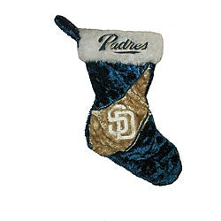 San Diego Padres Christmas Stocking