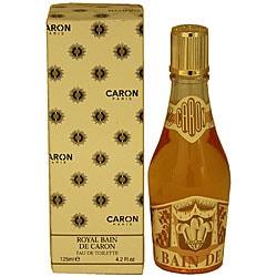 Caron Royal Bain de Caron Men's 4.2-ounce Eau de Toilette Splash