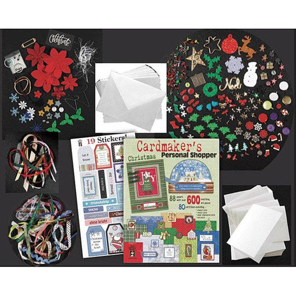 Ultimate Christmas Personal Shopper Cardmaking Kit