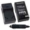 Compact Battery Charger Set for Nikon LI-78 / EN-EL-11