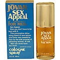 Jovan 'Jovan Sex Appeal' Men's 3-ounce Eau de Cologne Spray