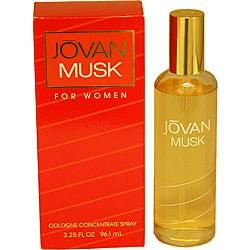 Jovan Musk Women's 3.25-ounce Perfume Spray