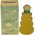 Perfumers Workshop 'Samba Natural' Women's 3.3-ounce Eau de Toilette Spray