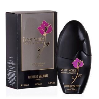 Giorgio Valenti Rose Noire Women's 3.3-ounce Parfum de Toilette Spray